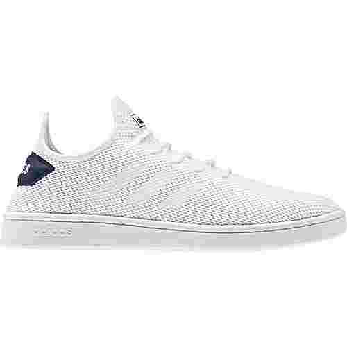 adidas Court Adapt Sneaker ftwr white-navy