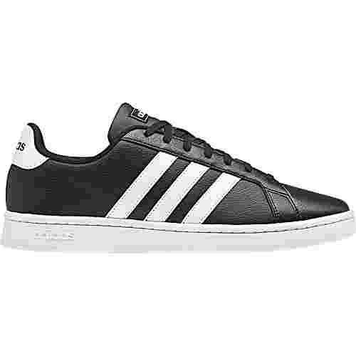 adidas Grand Court Sneaker Herren core black