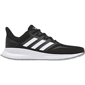sports shoes 706f8 f800f adidas FALCON Laufschuhe Damen core black
