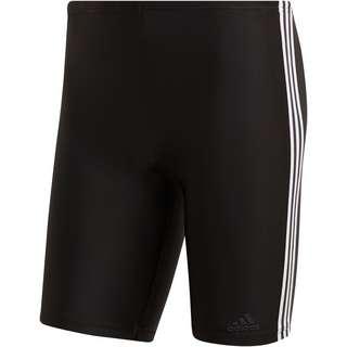adidas Fit 3-Stripes Badehose Herren black