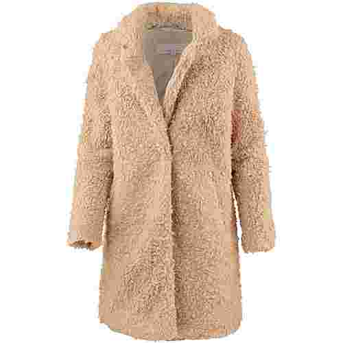 TOM TAILOR Kurzmantel Damen cargo beige