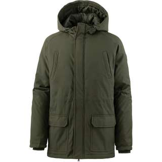 Crosshatch Renzack Parka Herren forest night