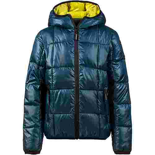 ICEPEAK Steppjacke Kinder blue