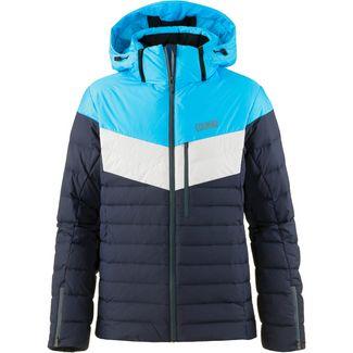 COLMAR Skijacke Herren blue black-mirage white