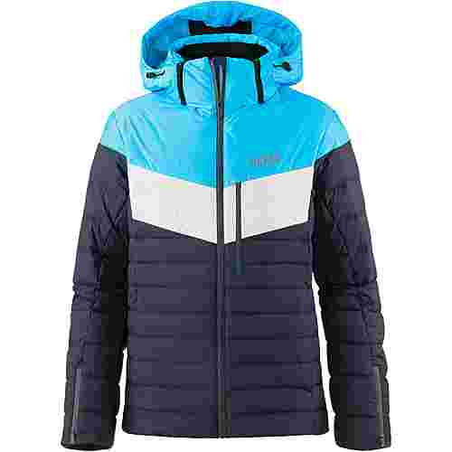 COLMAR Skijacke Herren blue black-mirage white