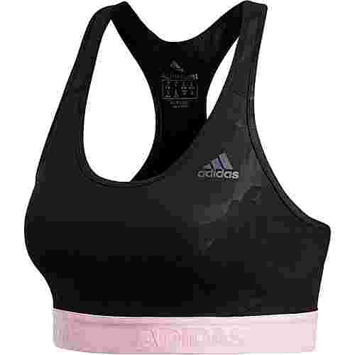 adidas Don't rest Alphaskin Sport-BH Damen black