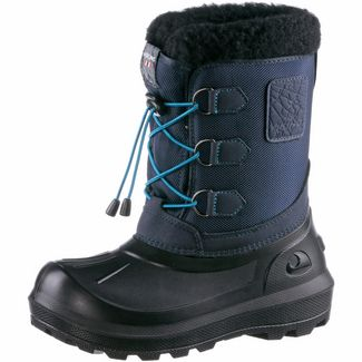 Viking Istind Stiefel Kinder mid blue-black