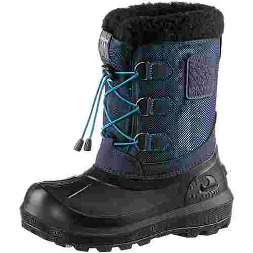 Viking Istind Winterschuhe Kinder mid blue-black