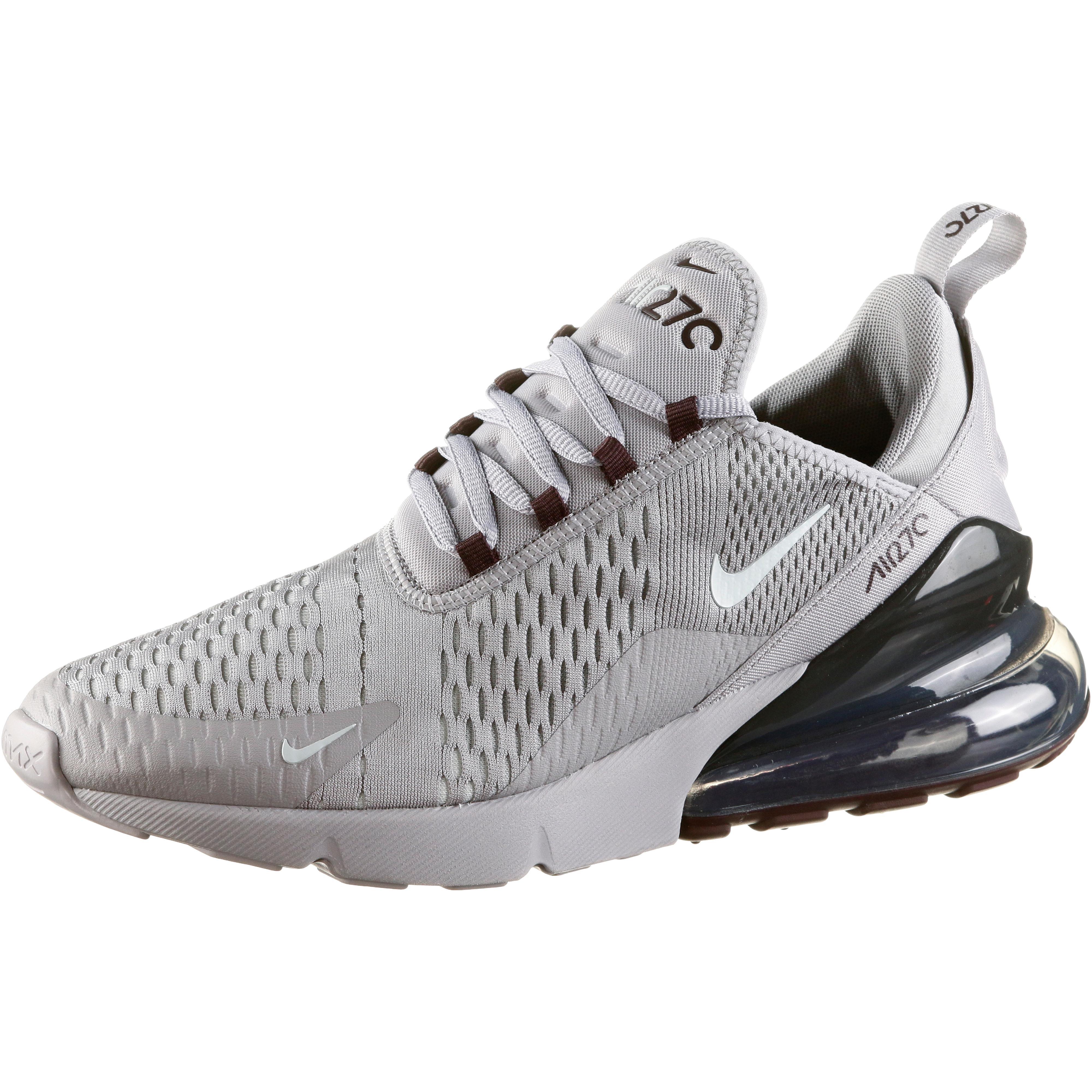 Online Nike Air silver atmosphere im Sneaker 270 Shop light Herren von SportScheck Max burgundy kaufen grey dBoxeC