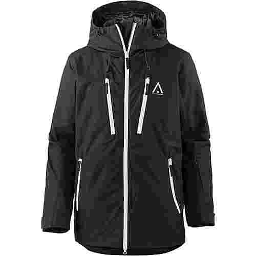 WEARCOLOUR Grid Snowboardjacke Herren black