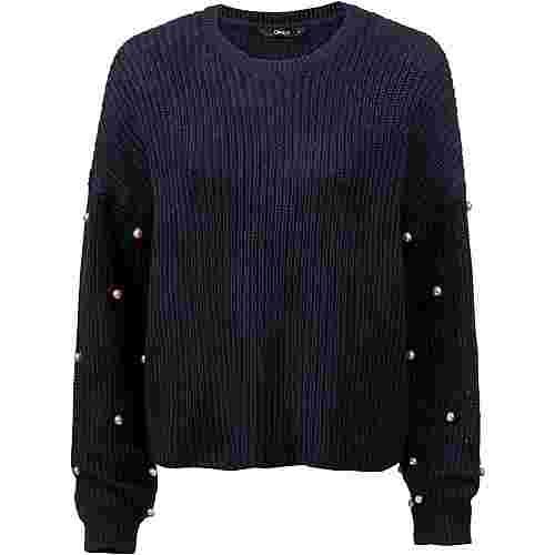 Only Strickpullover Damen night sky
