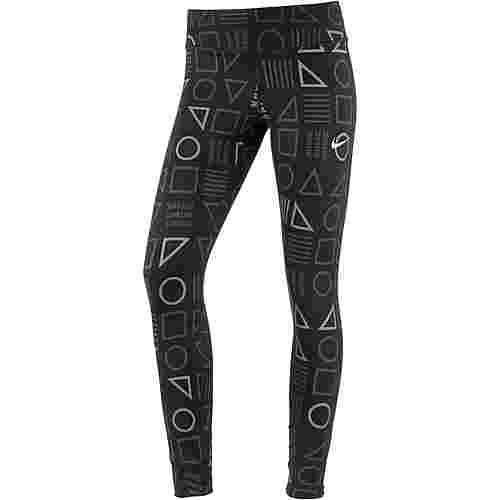 Nike Epic Lauftights Damen black/reflective silver