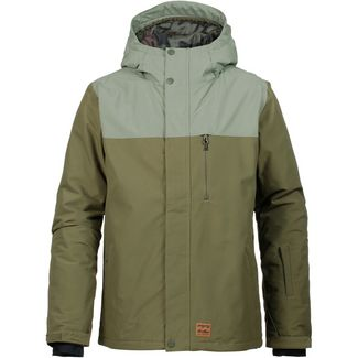 Billabong Pilot Snowboardjacke Herren grape leaf