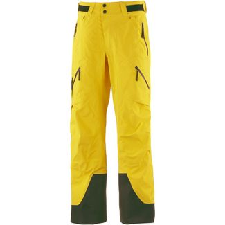 Peak Performance Gravity Skihose Herren desert yellow