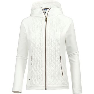 Luhta IDE Funktionsjacke Damen natural white
