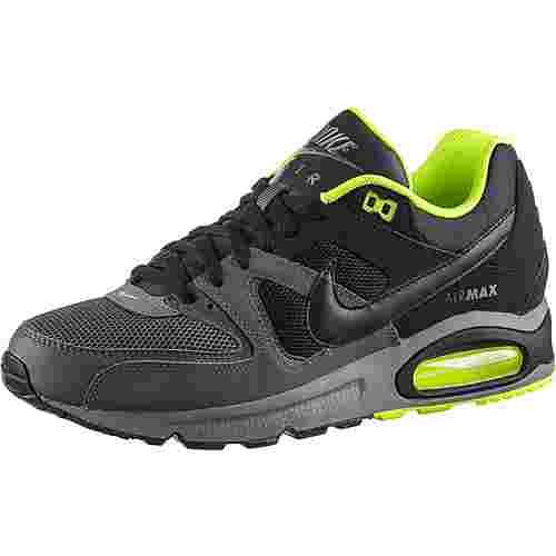 Nike Air Max Command Sneaker Herren cool grey-black-dark grey-volt