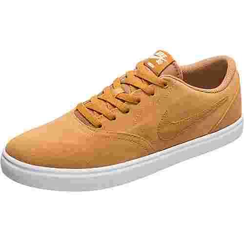 Nike Check Solarsoft Sneaker Herren hellbraun / weiß