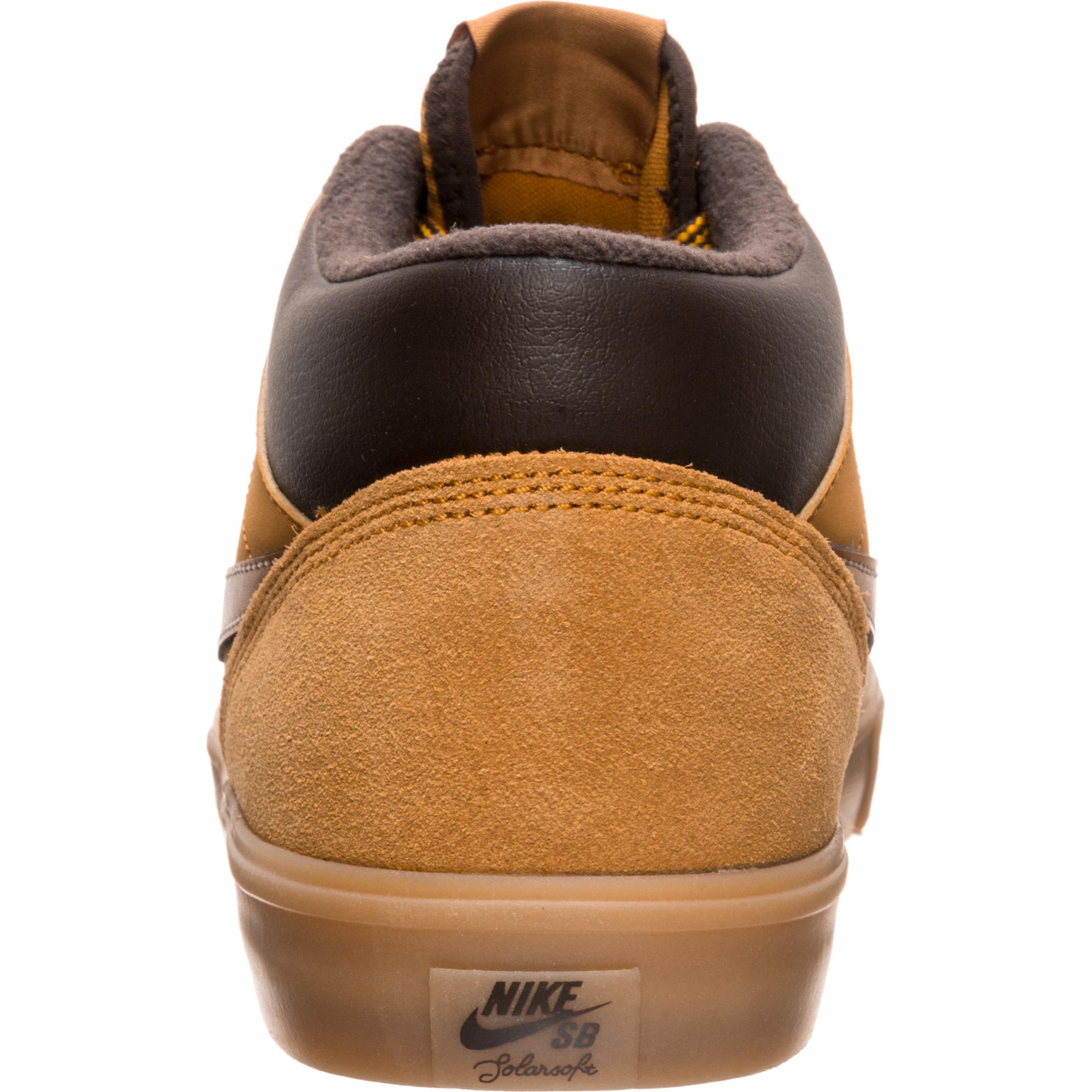 Nike Portmore II Solarsoft Mid Bota Sneaker Herren Herren Herren braun im Online Shop von SportScheck kaufen Gute Qualität beliebte Schuhe 3f3dbe