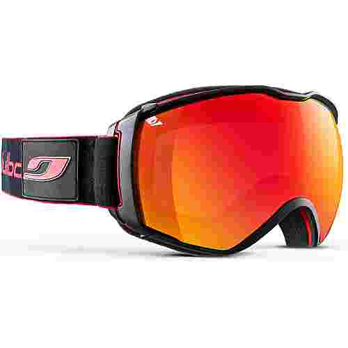 Julbo Airflux Skibrille black/red