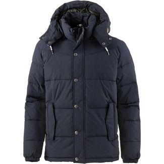 Jack & Jones JORNEW Kapuzenjacke Herren total eclipse
