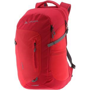 VAUDE Tecoair 26 Daypack indian-red