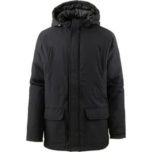 Crosshatch Renzack Parka Herren black