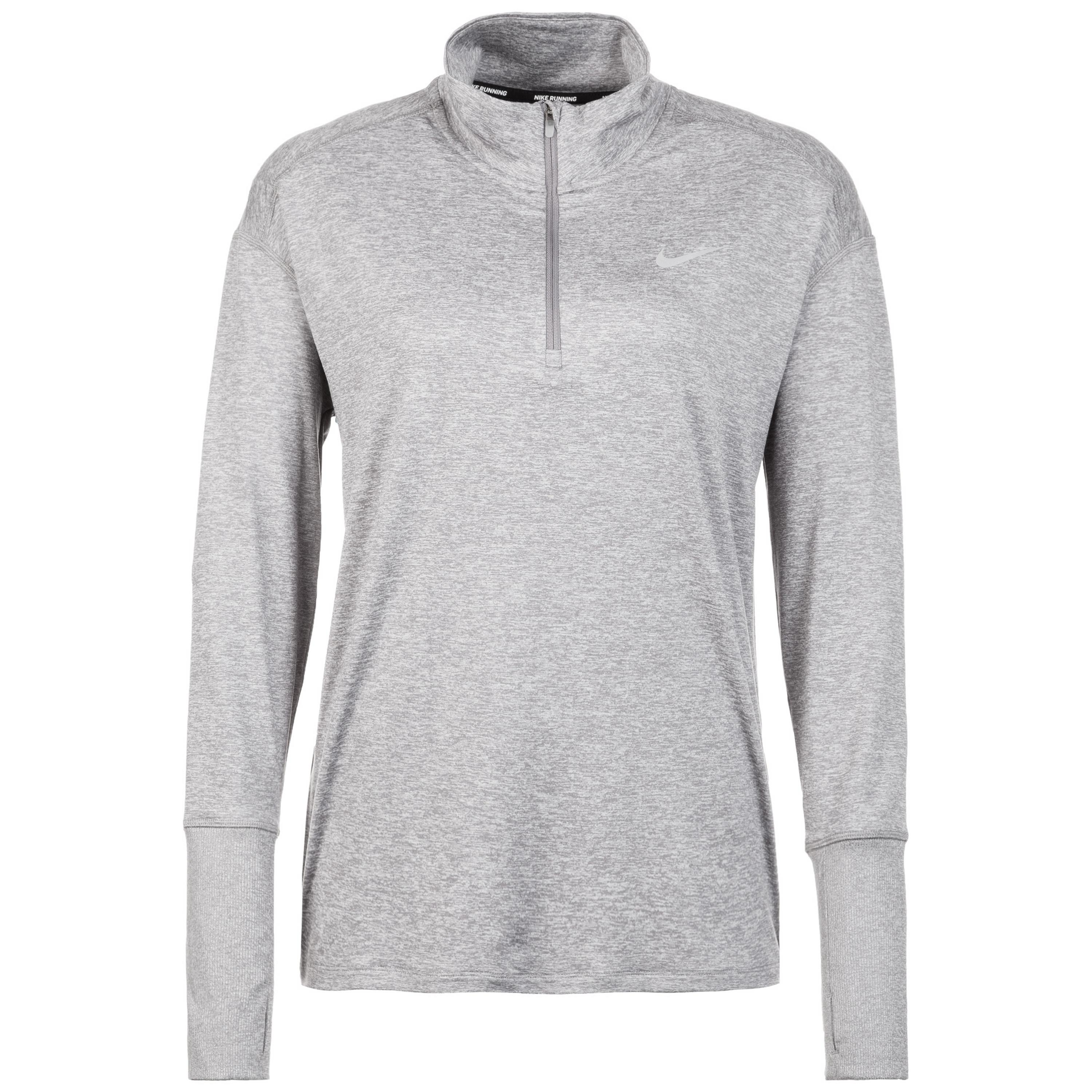 Nike Element Laufshirt Damen
