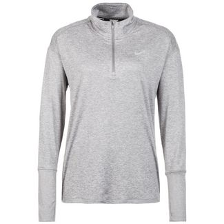Nike Laufshirt Damen gunsmoke-atmosphere grey