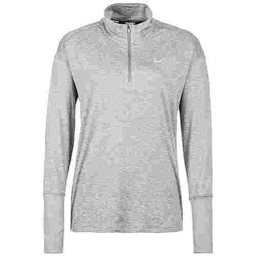 Nike Laufshirt Damen gunsmoke-atmosphere grey