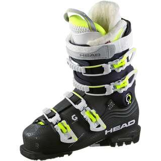 HEAD NEXO LYT 100 W Skischuhe Damen anthrazit-gelb