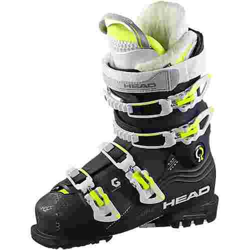 HEAD NEXO LYT 100 W Skischuhe Damen anthrazit/gelb