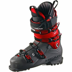 HEAD NEXO LYT 110 Skischuhe Herren anthrazit/rot