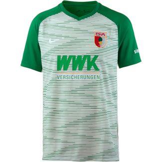 Nike FC Augsburg 18/19 Auswärts Fußballtrikot Herren grün
