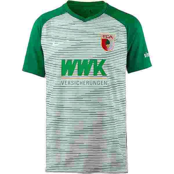 Nike FC Augsburg 18/19 Auswärts Trikot Herren grün