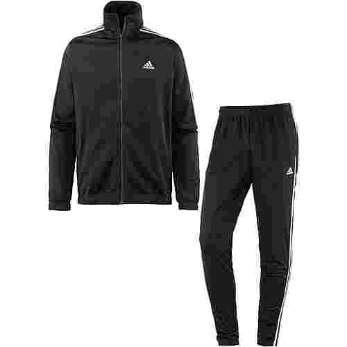adidas Tiro Trainingsanzug Herren black-white