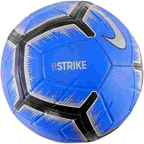 Nike Stike Fußball racer blue-black-metallic silver-metallic silver
