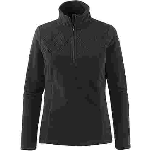 ICEPEAK NOREEN Fleecepullover Damen black