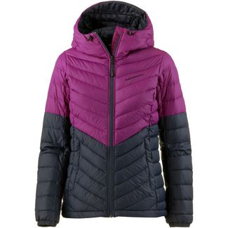 Peak Performance Frost Daunenjacke Damen blood cherry