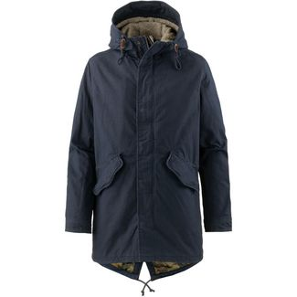 Jack & Jones JORNEW BENTO Parka Herren total eclipse