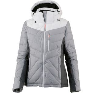 ICEPEAK KENDRA Skijacke Damen light-grey