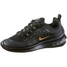 Nike Air Max Axis Sneaker Damen black-metallic gold-metallic gold
