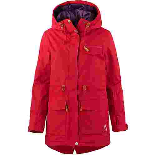 WEARCOLOUR STATE Snowboardjacke Damen red
