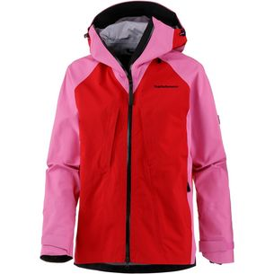 Peak Performance Teton Skijacke Damen vibrant pink