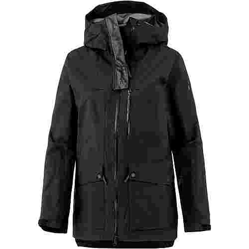 Peak Performance Mystery Skijacke Damen black