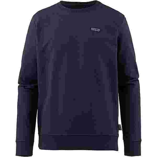 Patagonia P-6 Label Sweatshirt Herren classic navy