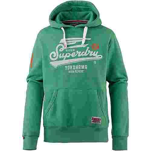 Superdry Hoodie Herren vermont green malt