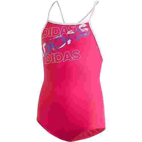 adidas Badeanzug Kinder real magenta