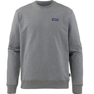 Patagonia P-6 Label Sweatshirt Herren gravel heather