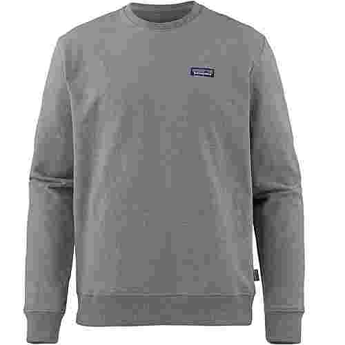 Patagonia P-6 Label Sweatshirt Herren gravel heather