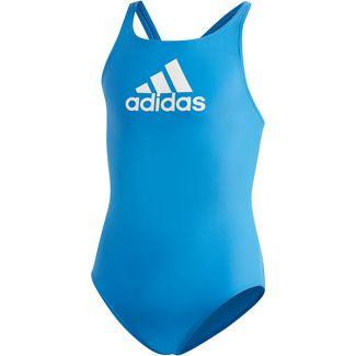 adidas Badeanzug Kinder ture blue
